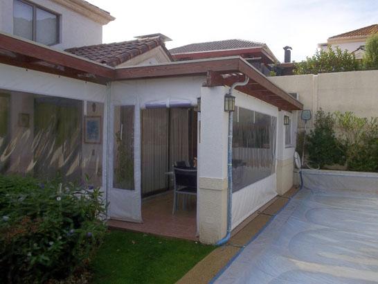Productos cierres de terraza for Cierres de aluminio para terrazas